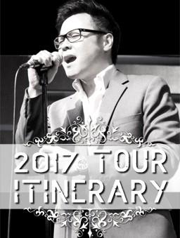 Asia 2017 Tour