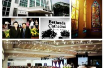 Bethesda Cathedral (Singapore) with Rev Tay Cheng Kee