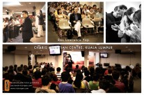 Ps Victor G preaching @ Charis Christian Centre (Cheras) KL