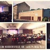 ELIM Huddersfield UK (Ps Mike Reid) June14
