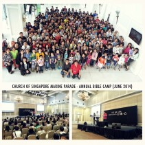 Annual Bible Camp (Church of Singapore Marine Parade)