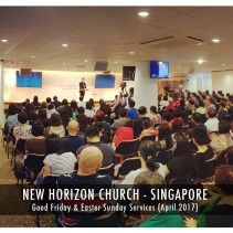New Horizon Church (Easter 2017) with Pastor Lawrence Koo