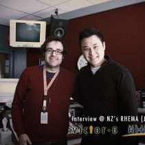 Ps Victor G interviewed @ Rhema Radio by Jon Clist