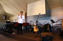 Ps Victor G preaching @ ELIM Burnside (Christchurch)