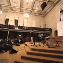 Ps Victor G guest appearance @ Henry Chong concert (Auckland)