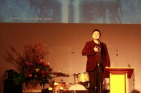 Ps Victor G preaching @ ELIM Christian Centre, Auckland